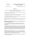 Thông tư số 64/2012/TT-BCA