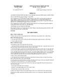 Thông tư số 16/2012/TT-BTTTT