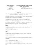 Pháp lệnh số 05/2012/UBTVQH13