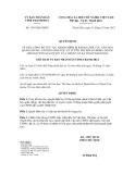 Quyết định số 3567/QĐ-UBND