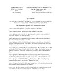Quyết định số 2359/QĐ-CT