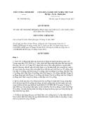 Quyết định số 1469/QĐ-TTg