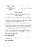 Thông tư số 24/2012/TTLT-BLĐTBXHBNV-BTC