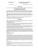 Quyết định số 6184/QĐ-BCT