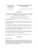 Quyết định số 989/QĐ-HQQNa