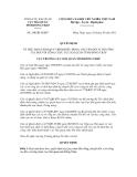 Quyết định số 240/QĐ-HQĐT