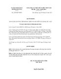 Quyết định số 2260/QĐ-UBND