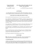 Quyết định số 1024/QĐHC-CTUBND
