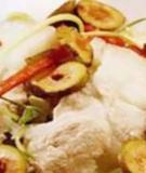 Thịt luộc trộn trái sung – Sung túc quanh năm