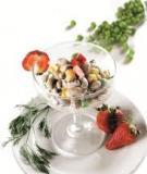 Salad đậu xốt yaourt