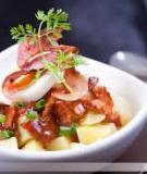 Salad khoai tây kiểu Đức