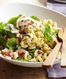 Salad mì ý đậu trắng