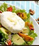 Salad phô mai bơ táo