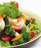 Salad rong xanh