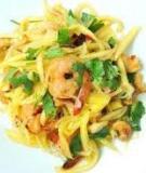 Salad xoài kiểu Thái