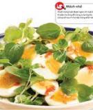 Càng cua trộn trứng