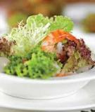 Salad chôm chôm hải sản