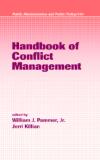Handbook of ConfIict Management