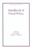 Handbook of Fiscal Policy_1