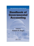 Handbook of Governmental Accounting