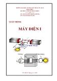 Giáo trình máy điện 1 - ĐH Sư phạm kỹ thuật HCM