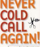 NEVER COLD CALL AGAIN!