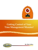 Getting Control of Your Time Management Monster