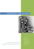 Cúm H1N1/09 - thông tin cần biết
