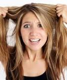 Chăm sóc tóc hư tổn sau Tết bằng kem dưỡng xoài