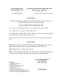 Quyết định số 4334/QĐ-UBND