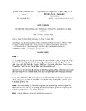 Quyết định số 1503/QĐ-TTg