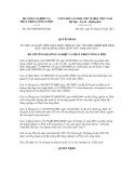 Quyết định số 2418/QĐ-BNN-HTQT