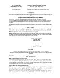 Quyết định số 5390/QĐ-UBND