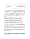 Thông tư số 182/2012/TT-BTC