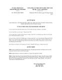 quyết idnh95 số 44/2012/QĐ-UBND