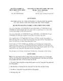 Quyết định số 2467/QĐ-BNN-KH