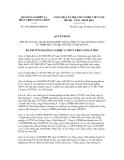 Quyết định số 2414/QĐ-BNN-ĐMDN