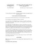 Quyết định số 2045/QĐ-UBND