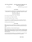 Quyết định số  1597/QĐ-TTg