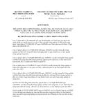 Quyết định số 2680/QĐ-BNN-KH