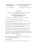 Nghị quyết số 19/2012/NQ-HĐND