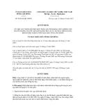 Quyết định số: 44/2012/QĐ-UBND