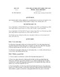 Quyết định số 4059/QĐ-BYT