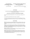 Quyết định số 5054/QĐ-UBND
