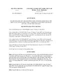 Quyết định số 6302/QĐ-BCT