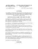 Quyết định số 2718/QĐ-BNN-HTQT