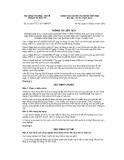 Thông tư liên tịch số 31/2012/TTLT-BCT-BKHĐT