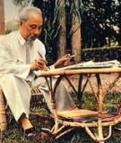 Phát triển những nguyên tắc đạo đức Hồ Chí Minh trong giáo dục, rèn luyện cán bộ, đảng viên