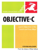 Objective-C Steven Holzner
