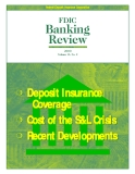 FDIC Banking Review 2000